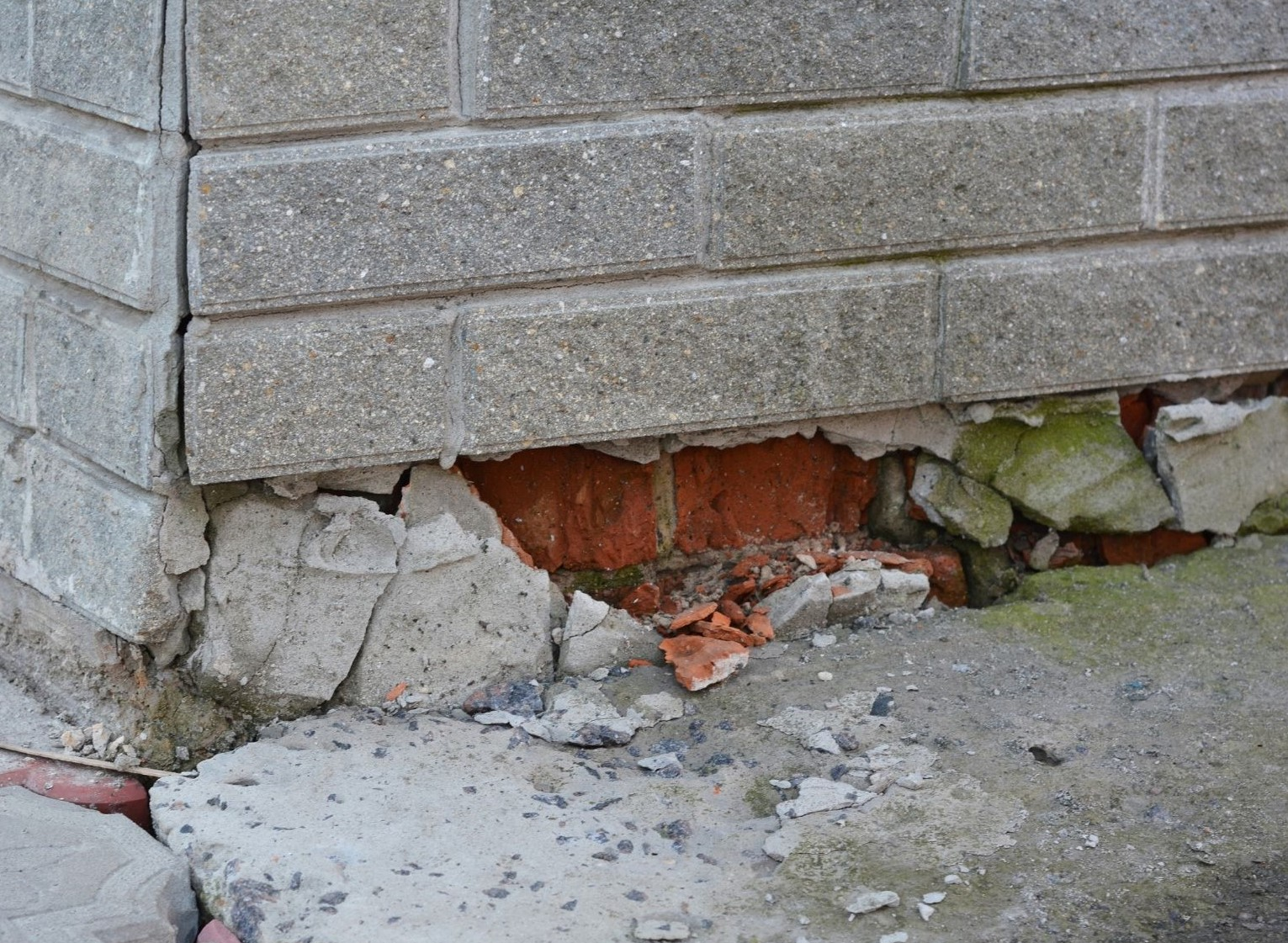 concrete foundation repair St Louis
